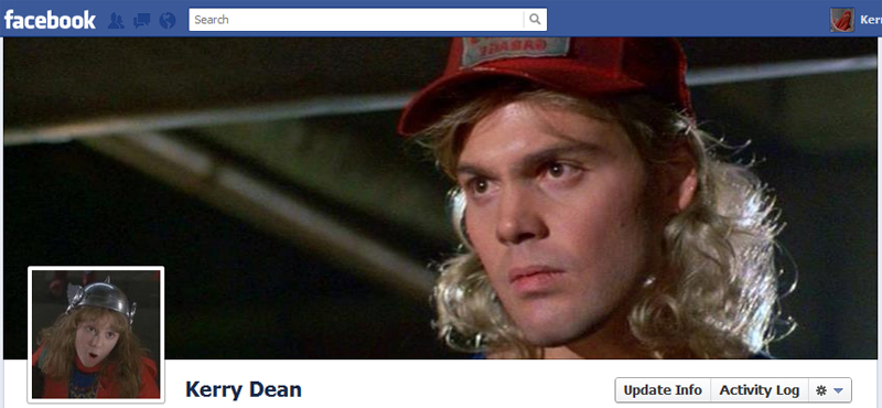 Facebook Timeline Cover Picture: Adventures in Babysitting