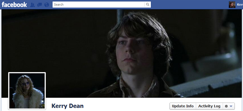 Facebook Timeline Cover Picture: Almost Famous