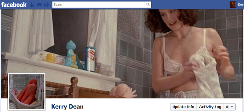 Facebook Timeline Cover Picture: Ghostbusters 2