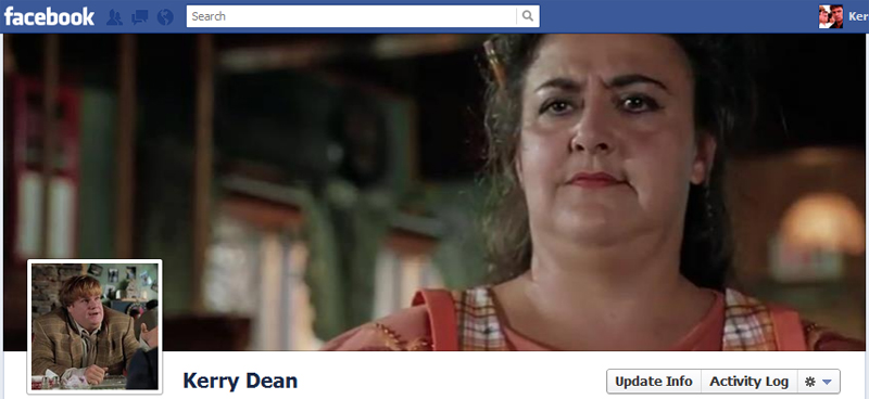 Facebook Timeline Cover Picture: Tommy Boy