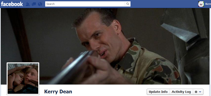 Facebook Timeline Cover Picture: Weird Science