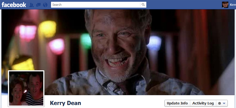 Facebook Timeline Cover Picture: What About Bob?