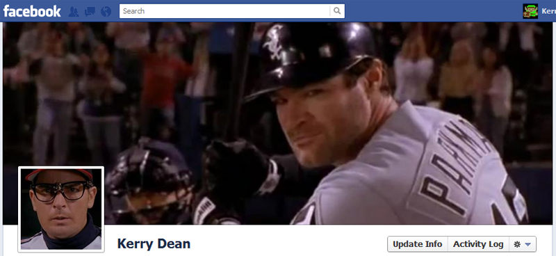 Facebook Timeline Cover Picture: Major League 2