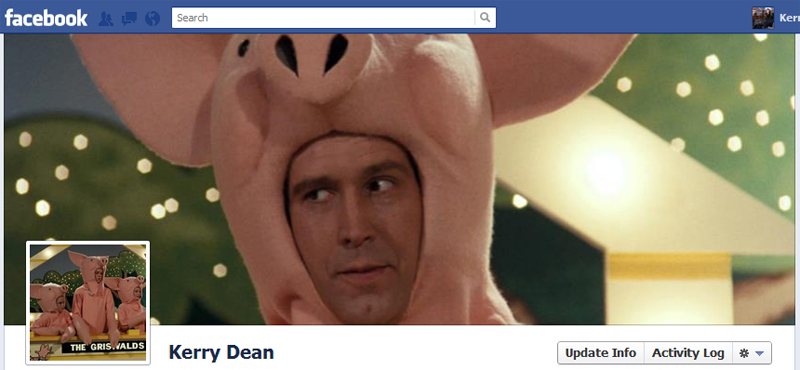 Facebook Timeline Cover Picture: National Lampoon's European Vacation