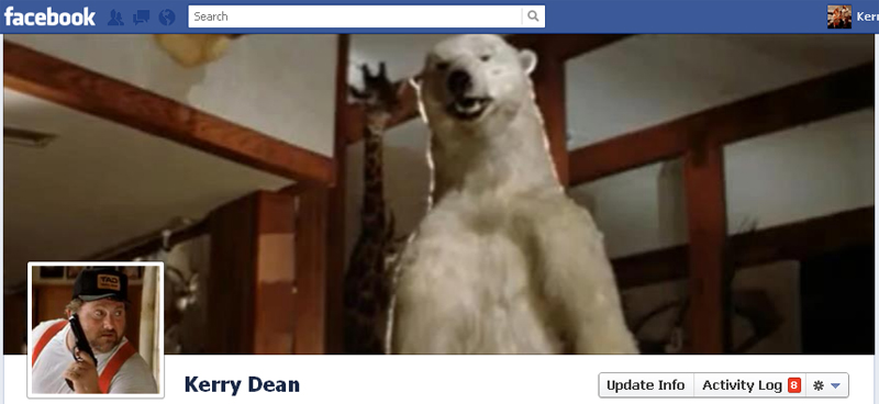 Facebook Timeline Cover Picture: Road House
