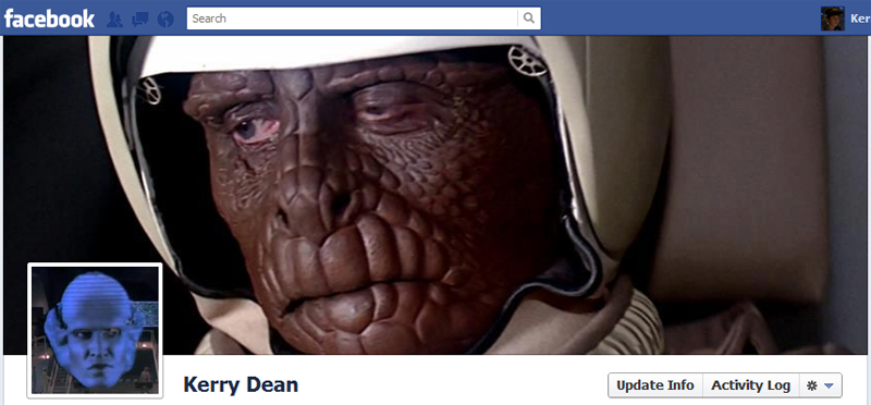 Facebook Timeline Cover Picture: The Last Starfighter