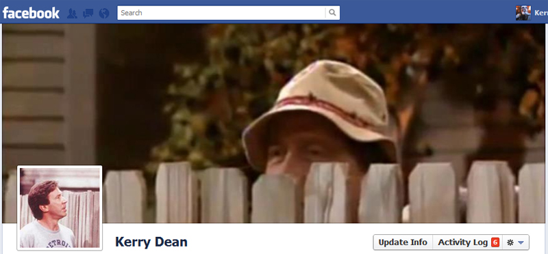 Facebook Timeline Cover Picture: Home Improvement