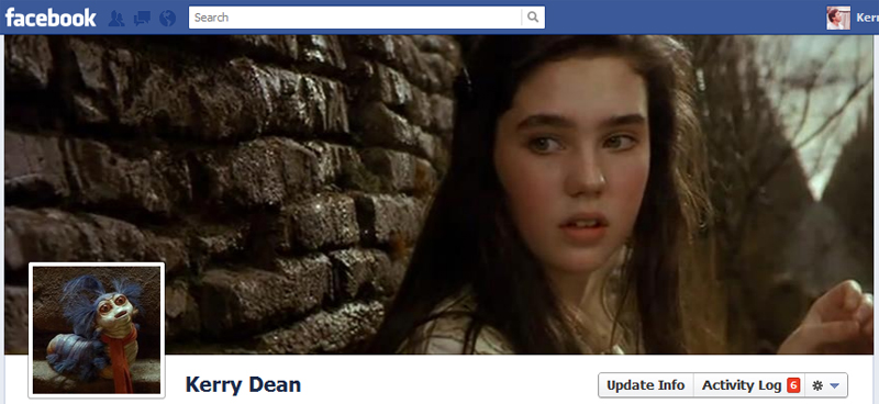 Facebook Timeline Cover Picture: Labyrinth